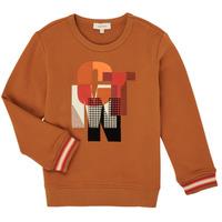 vaatteet Pojat Svetari Catimini CR15024-63-C Ruskea