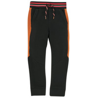 vaatteet Pojat Verryttelyhousut Catimini CR23004-02-C Musta