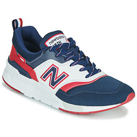 kengät Miehet Matalavartiset tennarit New Balance 997 Blue / White / Red