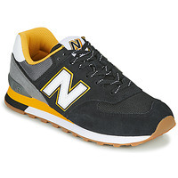 kengät Miehet Matalavartiset tennarit New Balance 574 Black / Yellow