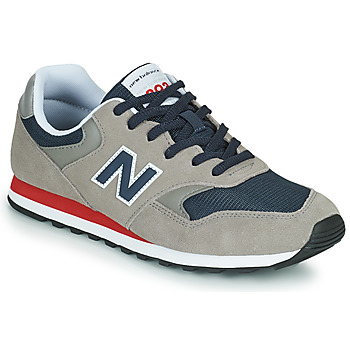kengät Miehet Matalavartiset tennarit New Balance 393 Grey
