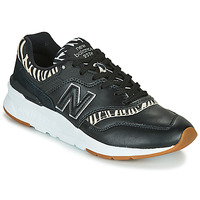 kengät Naiset Matalavartiset tennarit New Balance 997 Musta