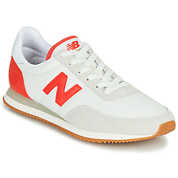 kengät Naiset Matalavartiset tennarit New Balance 720 Grey / Red
