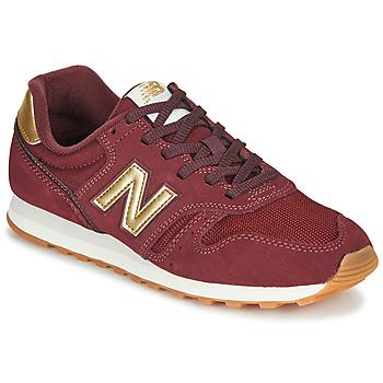 kengät Naiset Matalavartiset tennarit New Balance 373 Bordeaux