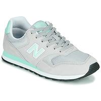 kengät Naiset Matalavartiset tennarit New Balance 393 Grey