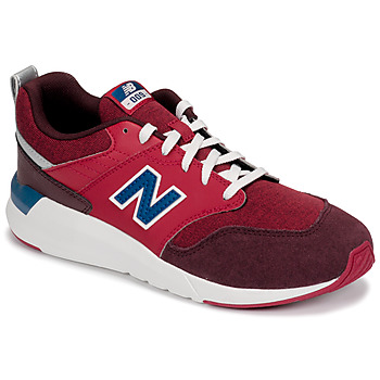 kengät Lapset Matalavartiset tennarit New Balance YS009 Red