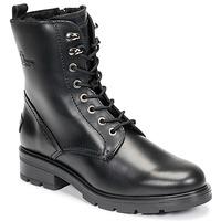 kengät Naiset Bootsit Panama Jack LILIAN Black