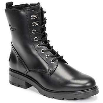 kengät Naiset Bootsit Panama Jack LILIAN Musta