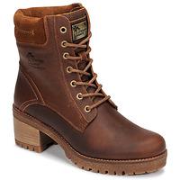 kengät Naiset Bootsit Panama Jack PHOEBE Ruskea