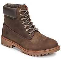 kengät Miehet Bootsit Lumberjack RIVER Ruskea