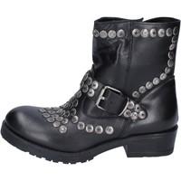 kengät Naiset Nilkkurit Brawn's BM192 Musta