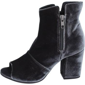 kengät Naiset Nilkkurit Lemaré Nilkkasaappaat BM194 Harmaa