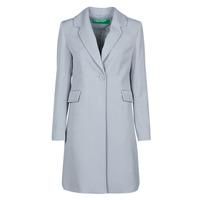 vaatteet Naiset Paksu takki Benetton 2AMH5K2R5 Grey