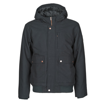 vaatteet Miehet Pusakka Quiksilver BROOKS M JCKT KVJ0 Black
