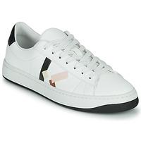 kengät Naiset Matalavartiset tennarit Kenzo K LOGO White
