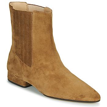 kengät Naiset Bootsit Kenzo K LINE SOFT Camel