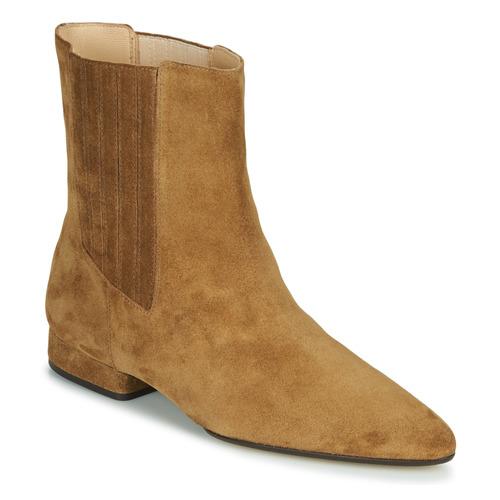 kengät Naiset Bootsit Kenzo K LINE SOFT Kamelinruskea