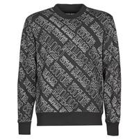 vaatteet Miehet Svetari Versace Jeans Couture B7GZB7F5 Black