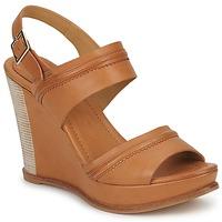 kengät Naiset Sandaalit ja avokkaat Zinda HAPPY Brown
