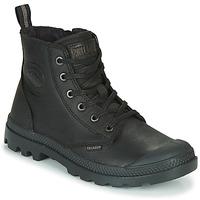 kengät Bootsit Palladium PAMPA ZIP LTH ESS Black