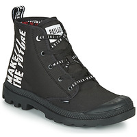 kengät Bootsit Palladium PAMPA HI FUTURE Black