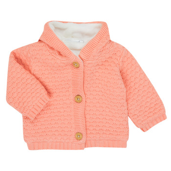 vaatteet Tytöt Neuleet / Villatakit Noukie's Z050003 Pink