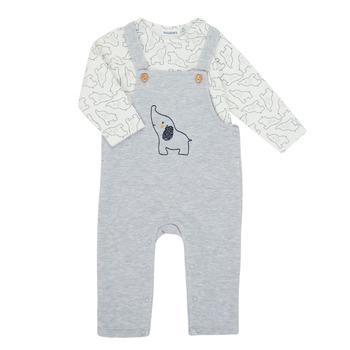 vaatteet Pojat Kokonaisuus Noukie's Z050372 Grey