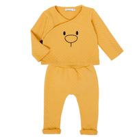 vaatteet Tytöt Kokonaisuus Noukie's Z050377 Keltainen