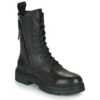kengät Naiset Bootsit Replay PAMELA STANDING Black
