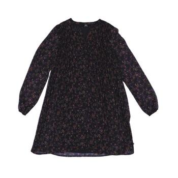vaatteet Tytöt Lyhyt mekko Le Temps des Cerises PENNY Musta