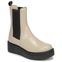 kengät Naiset Bootsit Vagabond TARA Beige
