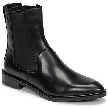 kengät Naiset Bootsit Vagabond FRANCES Black