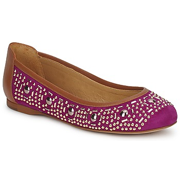kengät Naiset Balleriinat Zinda ROMY Violet