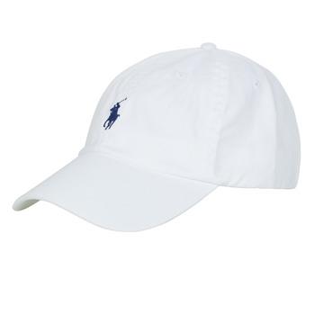 Asusteet / tarvikkeet Miehet Lippalakit Polo Ralph Lauren COTTON CHINO SPORT CAP White