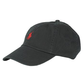 Asusteet / tarvikkeet Miehet Lippalakit Polo Ralph Lauren COTTON CHINO SPORT CAP Black