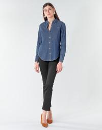 vaatteet Naiset Suorat farkut Lauren Ralph Lauren PRM STRAIGHT Black
