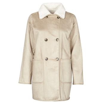 vaatteet Naiset Paksu takki Lauren Ralph Lauren RVRSBL FXSH-COAT Camel