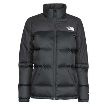 vaatteet Naiset Toppatakki The North Face W DIABLO DOWN JACKET Black