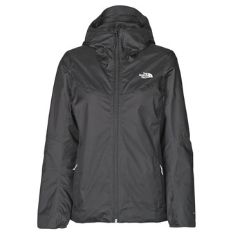 vaatteet Naiset Takit / Bleiserit The North Face W QUEST INSULATED JACKET Black