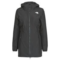 vaatteet Naiset Parkatakki The North Face W HIKESTELLER INSULATED PARKA Black