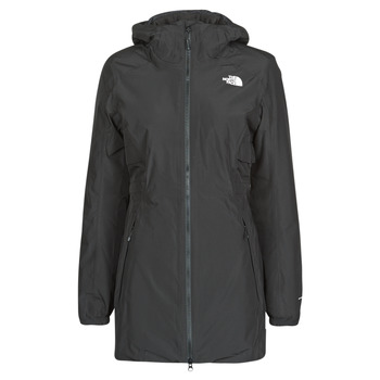 vaatteet Naiset Parkatakki The North Face W HIKESTELLER INSULATED PARKA Black