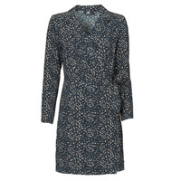vaatteet Naiset Lyhyt mekko Le Temps des Cerises LEANE Blue