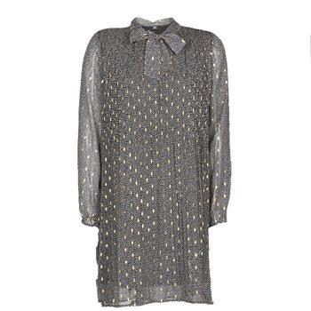 vaatteet Naiset Lyhyt mekko Le Temps des Cerises CHANI Grey