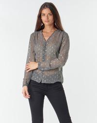 vaatteet Naiset Topit / Puserot Le Temps des Cerises OTTA Grey