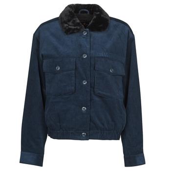 vaatteet Naiset Pusakka Volcom ARMY CORD JACKET Blue