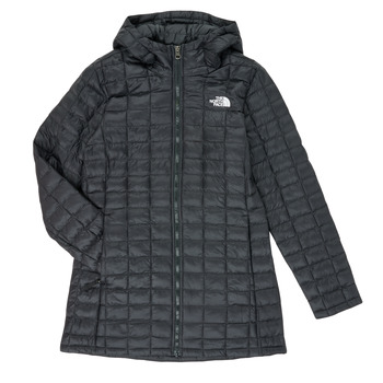 vaatteet Tytöt Toppatakki The North Face THERMOBALL ECO PARKA Black