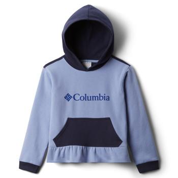 vaatteet Tytöt Svetari Columbia COLUMBIA PARK HOODIE Blue