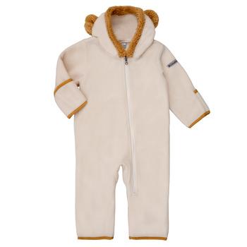 vaatteet Lapset Jumpsuits / Haalarit Columbia TINY BEAR White