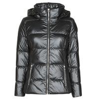vaatteet Naiset Toppatakki Les Petites Bombes ATHINA Black
