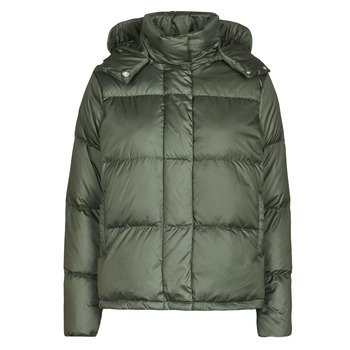 vaatteet Naiset Toppatakki Les Petites Bombes ARIANE Kaki